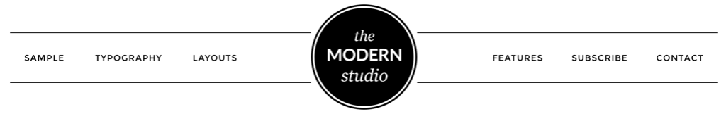 Modern Studio Pro header screen capture